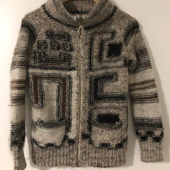 Wilfred Aritzia Wool Cardigan